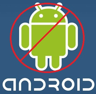 android-just-say-no